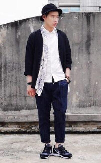남자 스트릿 패션 2016.10.24