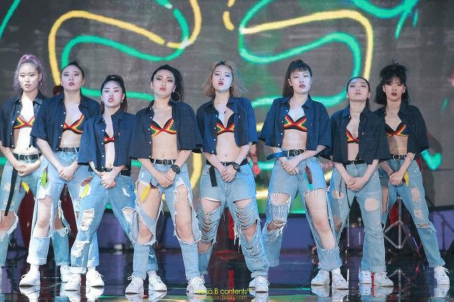 피트니스쇼 포인트 2017 아시아모델페스티벌 Asia Model Festival 장충체육관