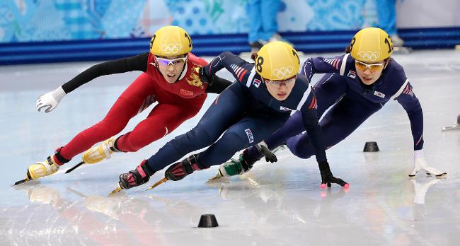 역대 국가별 동계올림픽 쇼트트랙 메달 집계 순위