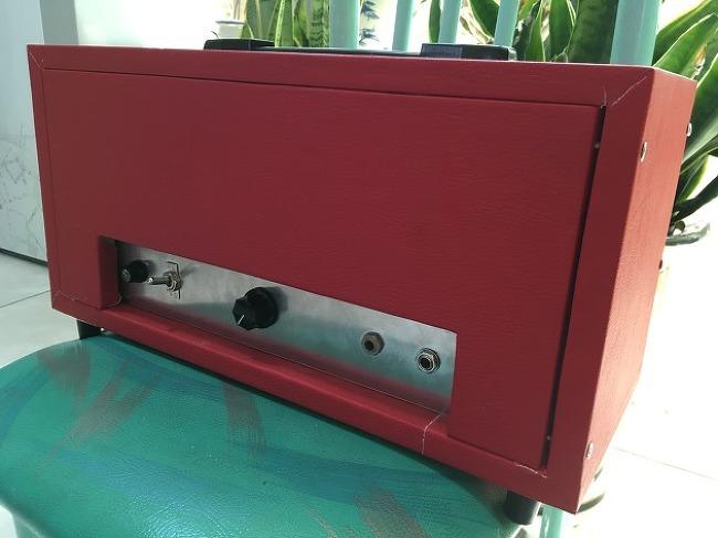 Fender Champ 5c1 Amp (펜더 챔프 앰프) 자작기 2.