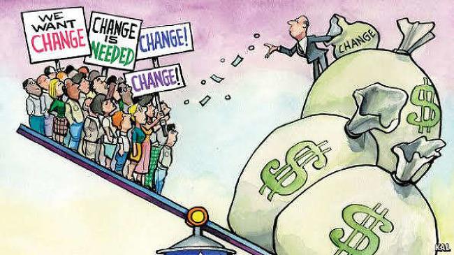 [타임지 해설] 경제적불평등이 실제로 우리를 병들게 한다.