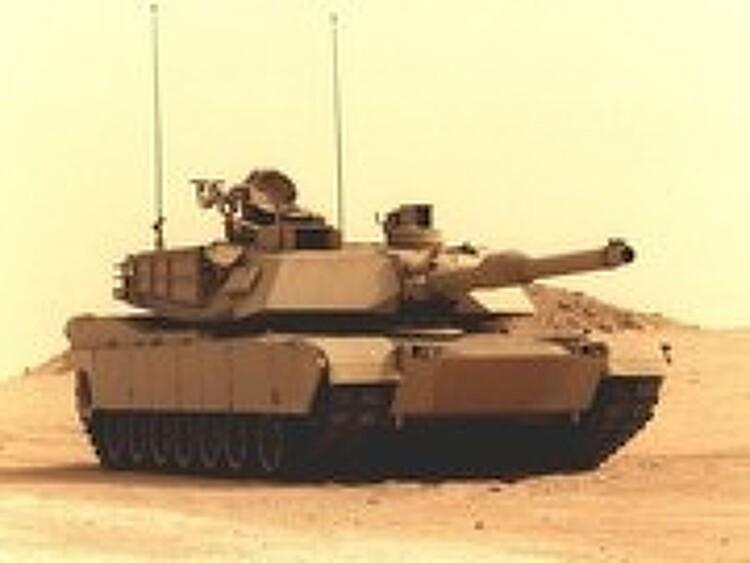 M1A2 에이브람스