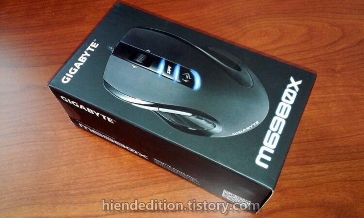 기가바이트 GM-M6980X USB 간단 리뷰. (기..