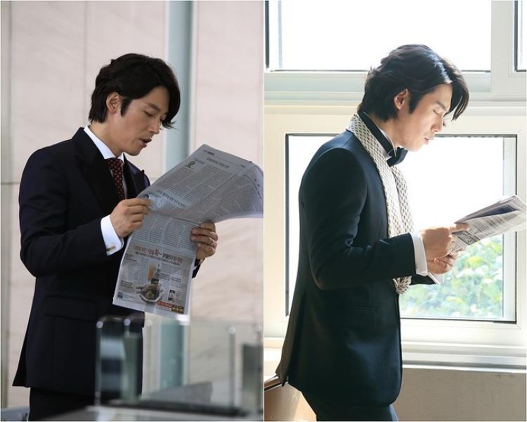 '운널사' 장혁, 신문읽기' 입에 착착 감기는 대..
