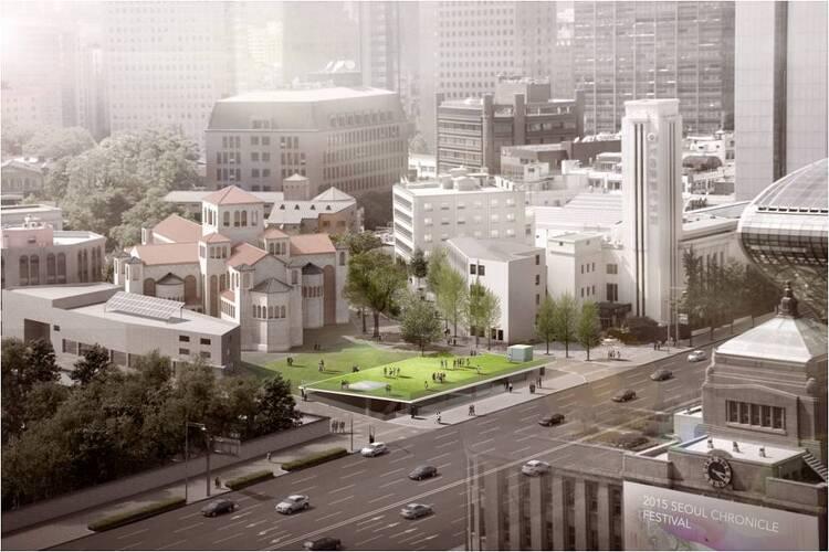 옛 국세청별관 자리, 2018년 시민광장 된다
