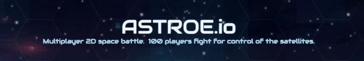 우주전쟁 게임 - astroe.io