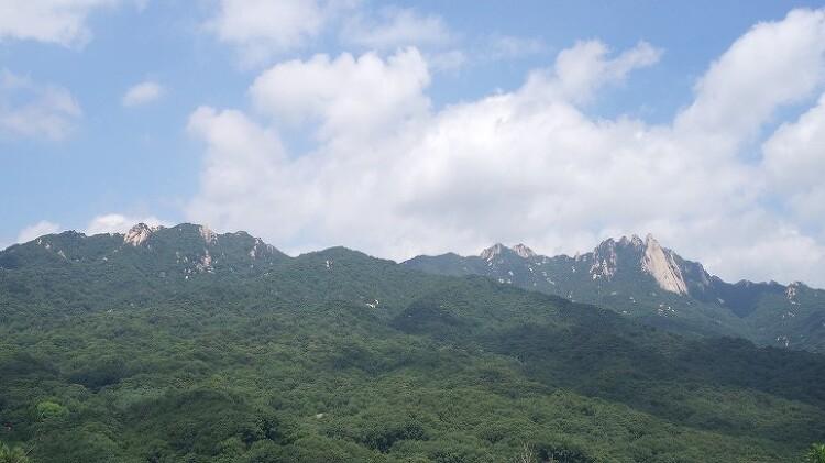 북한산 둘레길 19~20구간 길