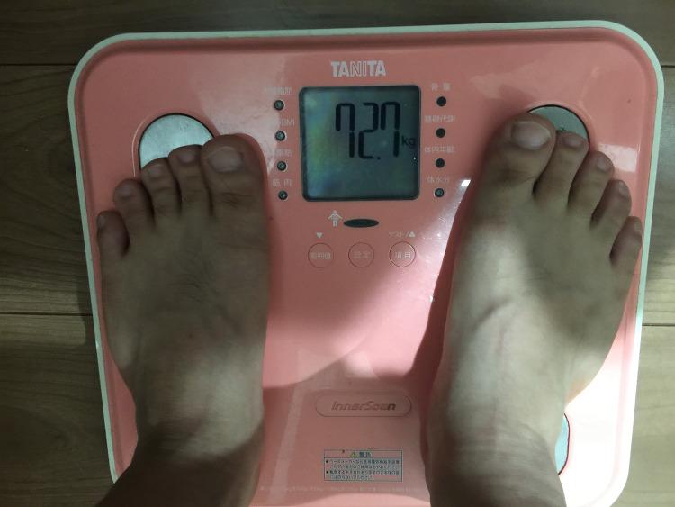 1069일차 다이어트 일기! (2017년 8월 13일)