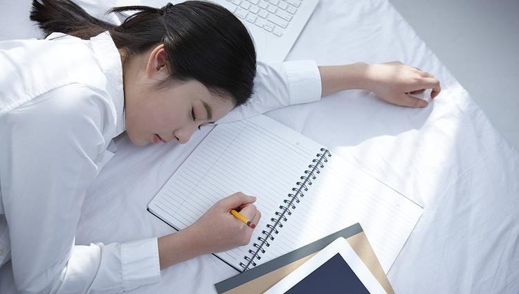 시험기간, 졸음 퇴치법 4가지!