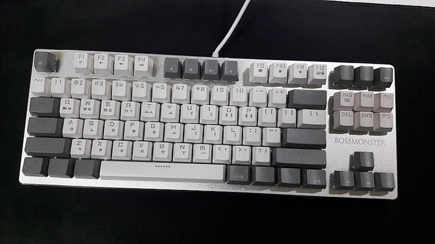 한성컴퓨터 klv.74 기계식키보드 사용기