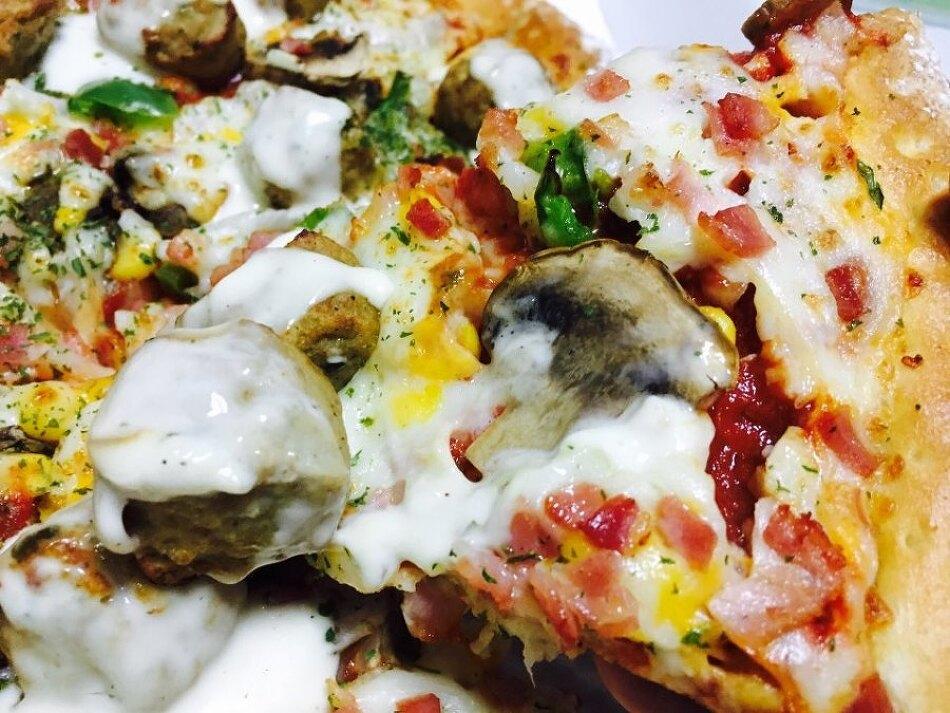 파파존스 신 메뉴 스노우볼 피자, 화이트 파스타