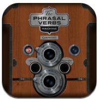 Phrasal Verbs Machine 아이패드 구동사 사전