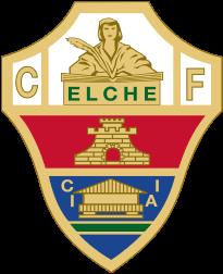 Elche CF emblem(logo)