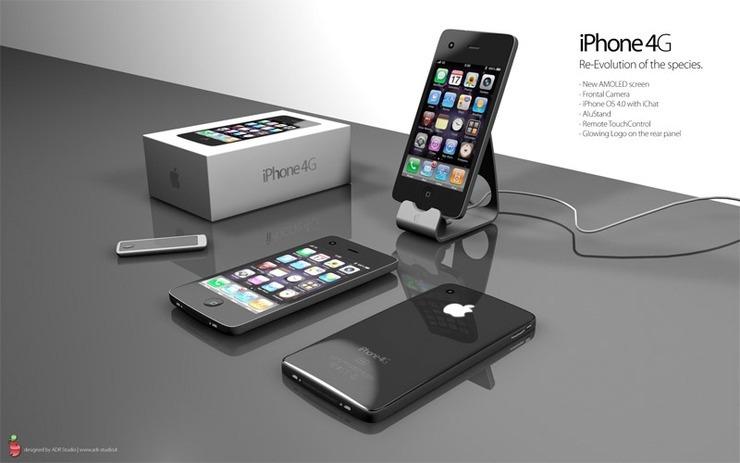 iPhone 4G 출시