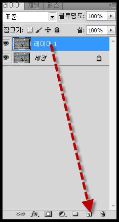 [포토샵 강좌]포토샵 패스를 이용해 사진 둥근 테두리 만들기