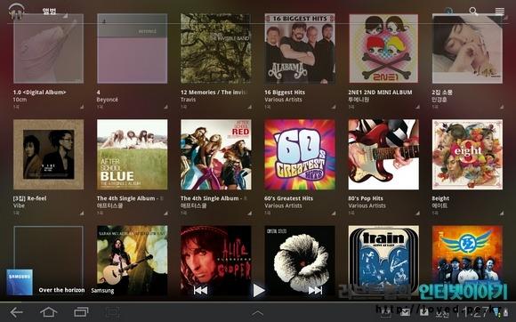 갤럭시탭 10.1, 갤럭시탭 10.1 어플, 갤럭시탭 10.1 추천 어플, 갤럭시탭 10.1 영상통화, 구글 토크, 구글 뮤직, 갤럭시탭 10.1 후기