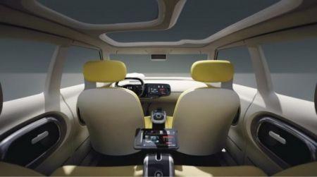 기아 신형 전기차(naimo;K5 하이브리드 컨셉카) 발표.