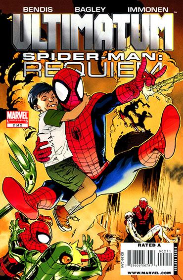〈얼티메이텀 - 스파이더맨 : 레퀴엄〉 #2 - 스파이더맨은 죽지 않았다