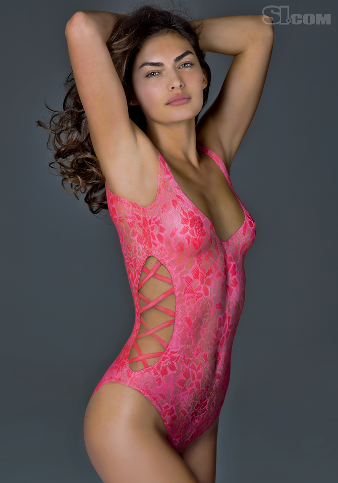 Alyssa Miller Body Paint (Sports Illustrated 2011)