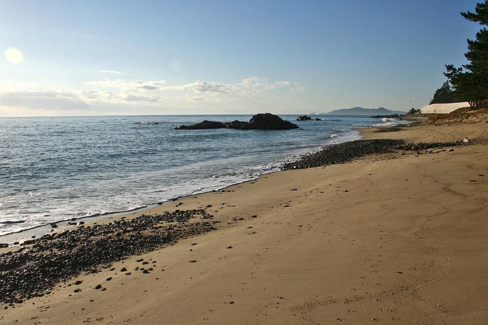 바이크로 달리자 - 3일차 ① :: 바다 그리고 바다 : 1351D4485145AAA306B6BF