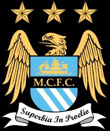 Man City FC emblem(crest)