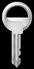 keyring icon (c) Microsoft