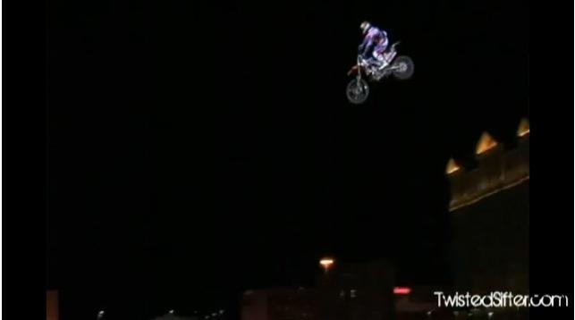 8위 모터사이클 점프