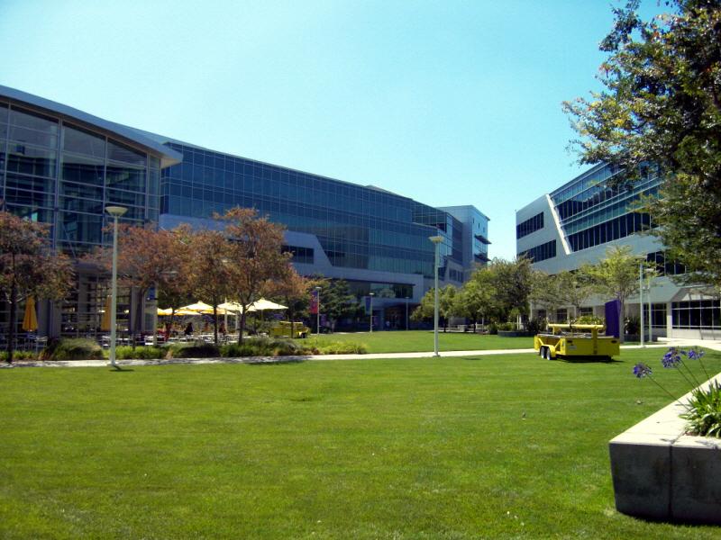 야후 미국 본사 Yahoo Headquarters in Sunnyvale
