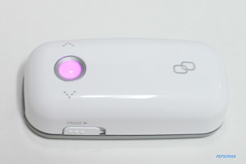 휴대용 무선 마우스 링고