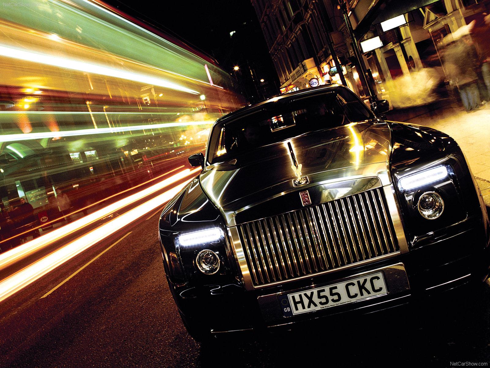 롤스로이스(Rolls-Royce) 이미지(고화질 바탕화면 자료) :: HINARI