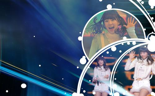 윈도우 배경화면, 소녀시대 태연 고화질 바탕화면 모음 #1