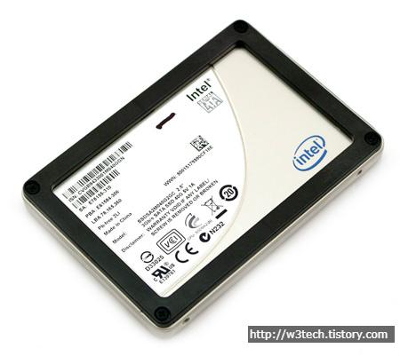 Intel X-25V 40G SSD