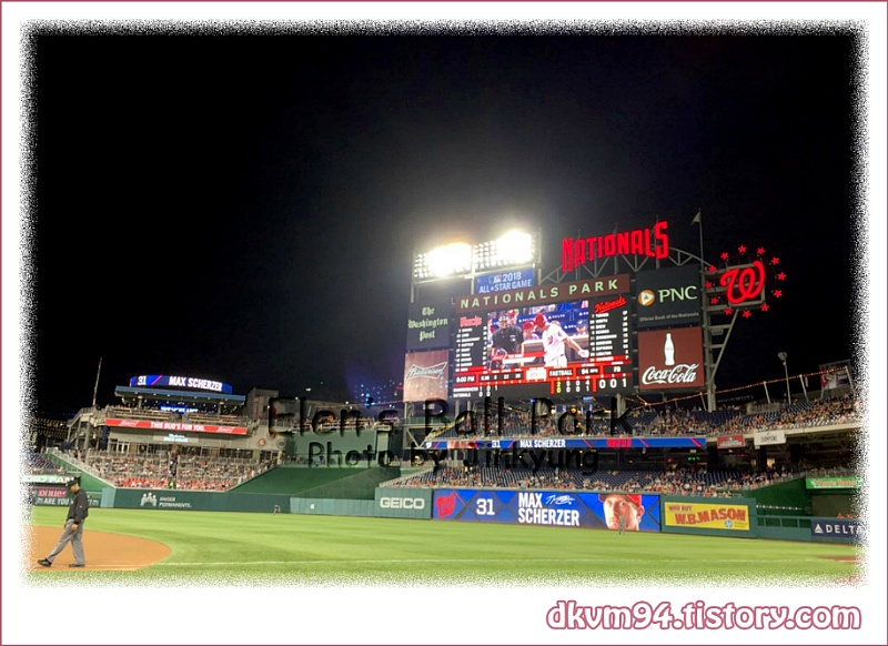 [MLB TOUR(8)] 내셔널스 파크 : 워싱턴 내셔널스의 홈구장 (Nationals Park : Home of the Washington Nationals)