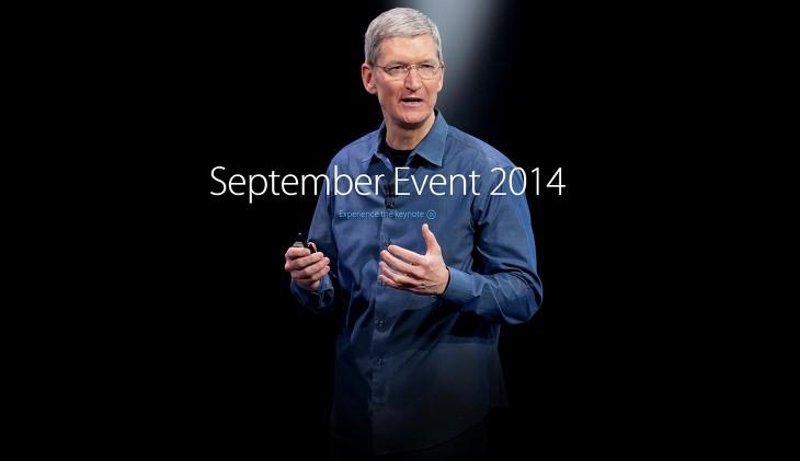 2014 애플 키노트