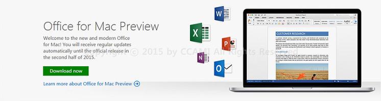 CCAMI, IT, Mac, Mac OS X, Microsoft, office 2016, Office 2016 for MAC, Office 365, OS X, Review, Yosemite, 까미, 리뷰, 마이크로소프트, 매버릭스, 맥, 맥북, 맥용 오피스, 무료 업데이트, 오피스 맥, 오피스 맥 프리뷰 다운로드, 요세미티, 프리뷰, 프리뷰 버전