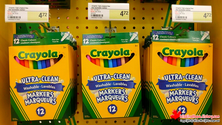 마커 색깔 펜