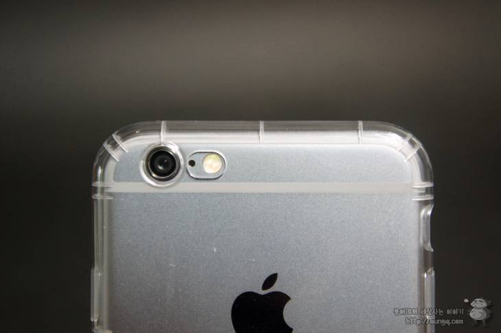 아이폰6, 아이폰6s, 투명, 젤리, tpu, 에어, 케이스, 착용, 사용기, 핏