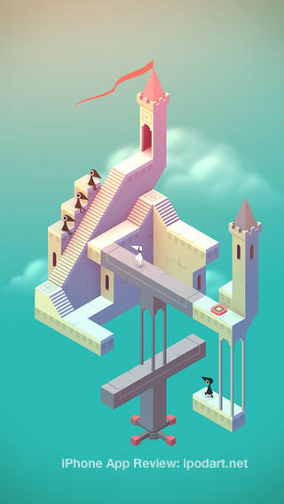 Monument Valley Apple Design Awards 2014  2014 애플 디자인 어워드