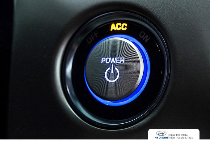 자동차 시동 버튼