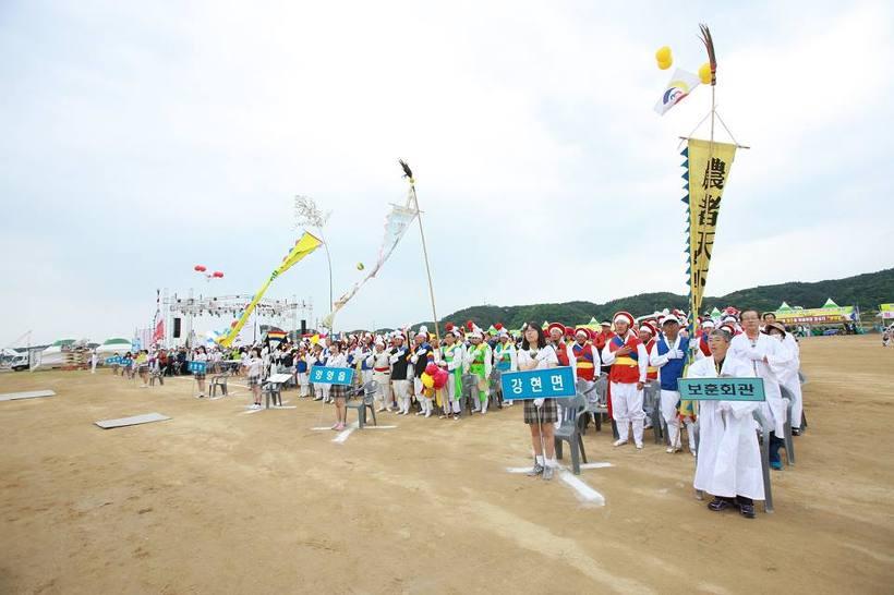 양양문화제(현산문화제) : 전통과 예향의 맥을 이어가는 양양군민의 신나는 화합의 축제