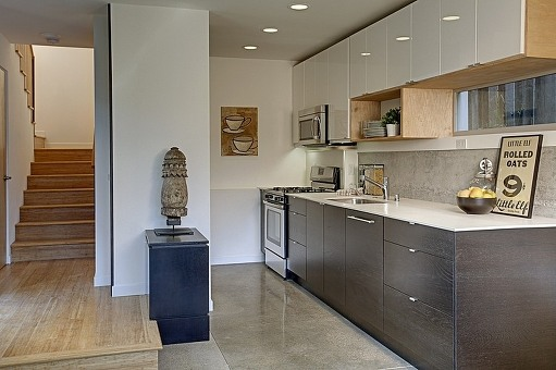 Kitchen Island Faucets