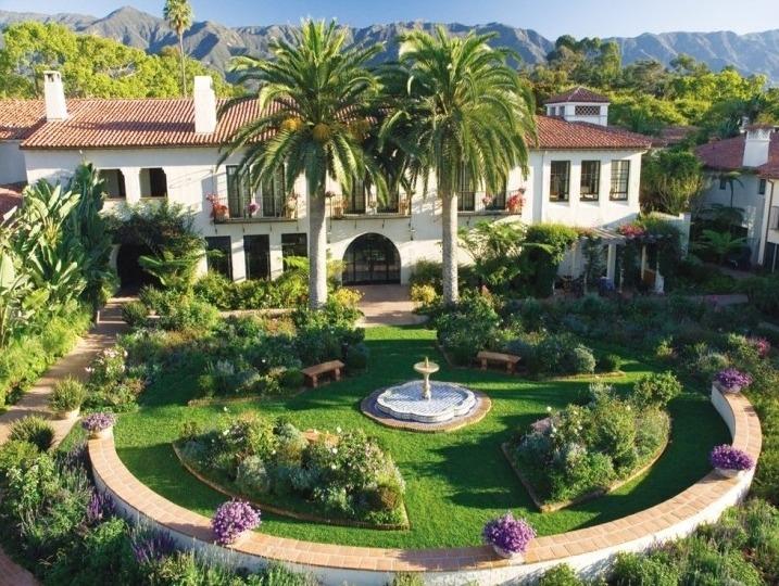 Italian Restaurant Montecito California