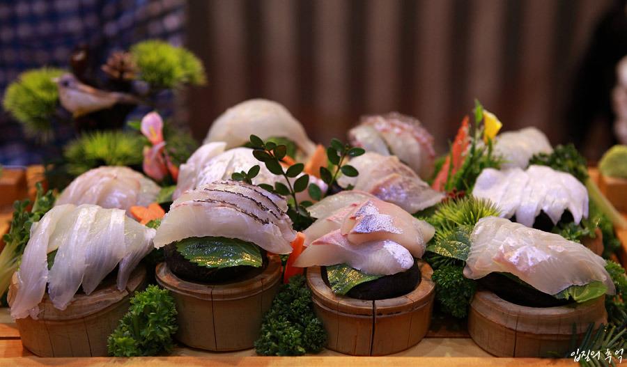 식도락가들이 손꼽는 '가장 맛있는 생선회'는?