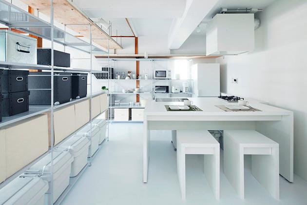무인양품의 집 / 무지(MUJI)의 주택신축·아파트리모델링 사업