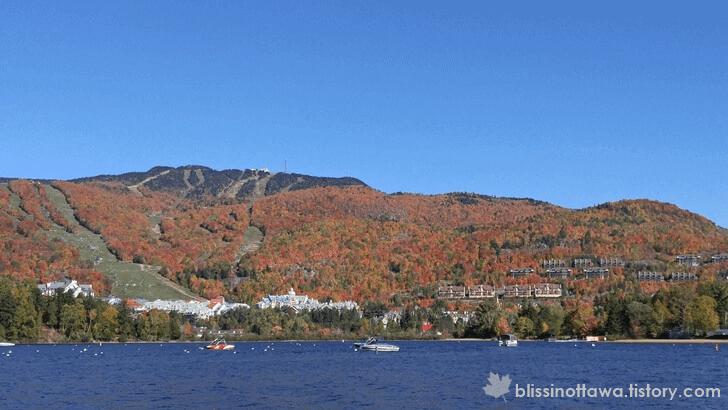 Mont Tremblant 캐나다 리조트