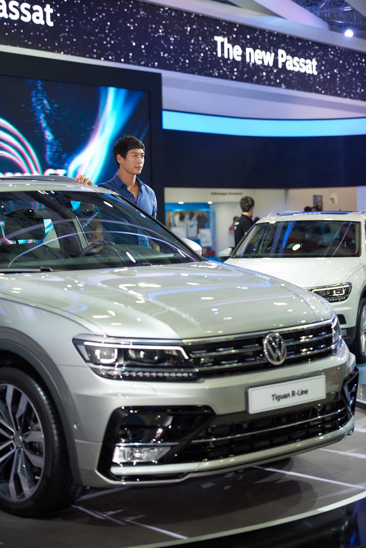 Volkswagen Model - 신두리