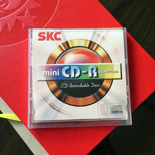 미니 CD-R