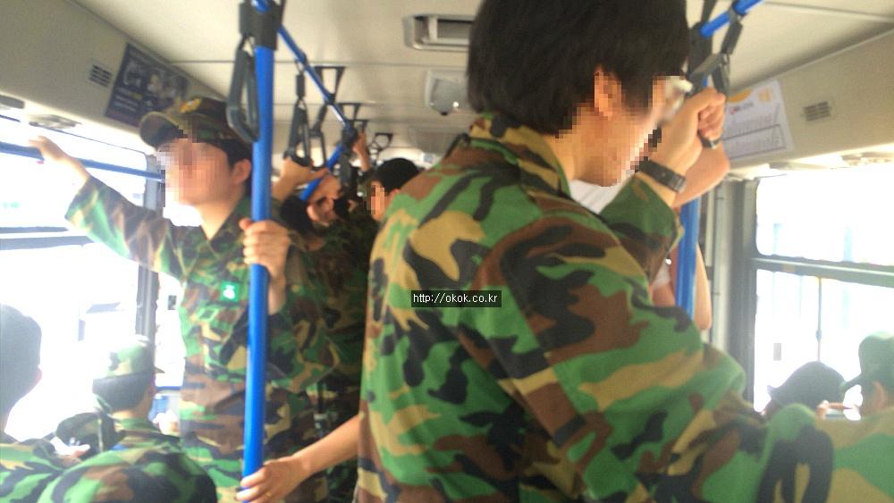 박달예비군 훈련장