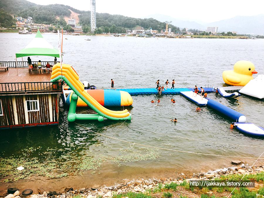 수상 공원