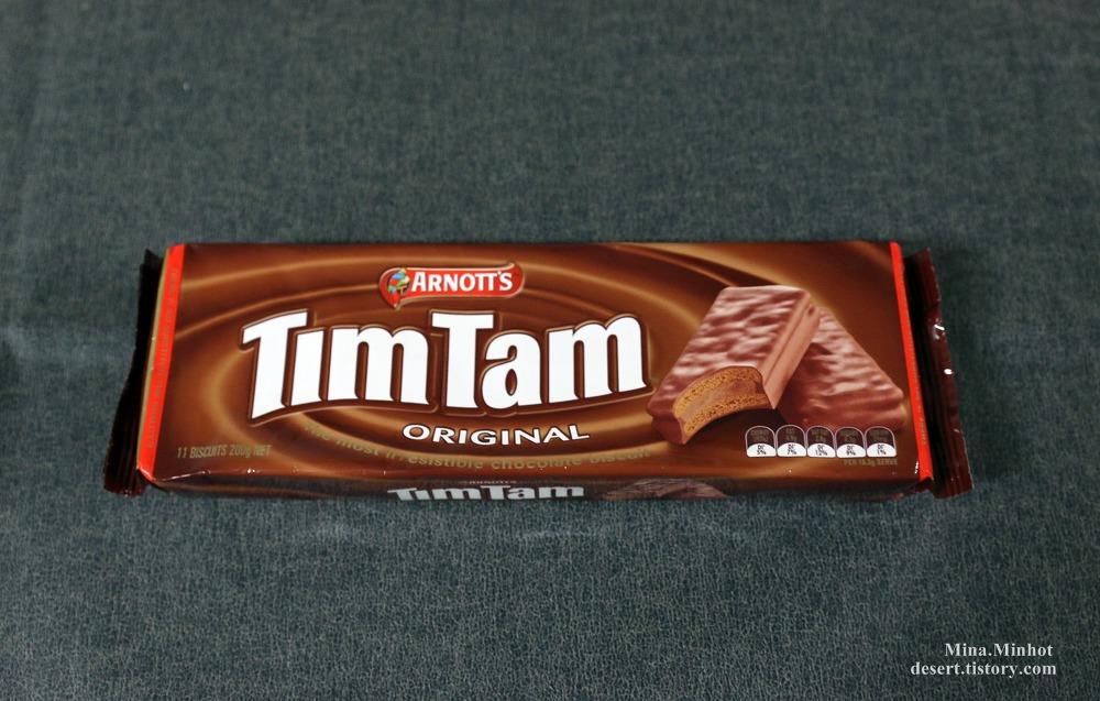 호주과자 _ 아노츠 팀탐 오리지날 초코과자 (Arnott's TimTam ORIGINAL)